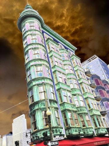 Photo Studio Solarize Invert