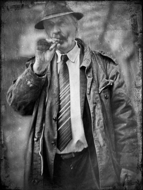 'The Untouchables' – ©Sacha Dohmen – Hipstamatic, Snapseed, Camera+, Camera Awesome, Lo-Mob