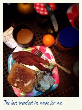 the last breakfast